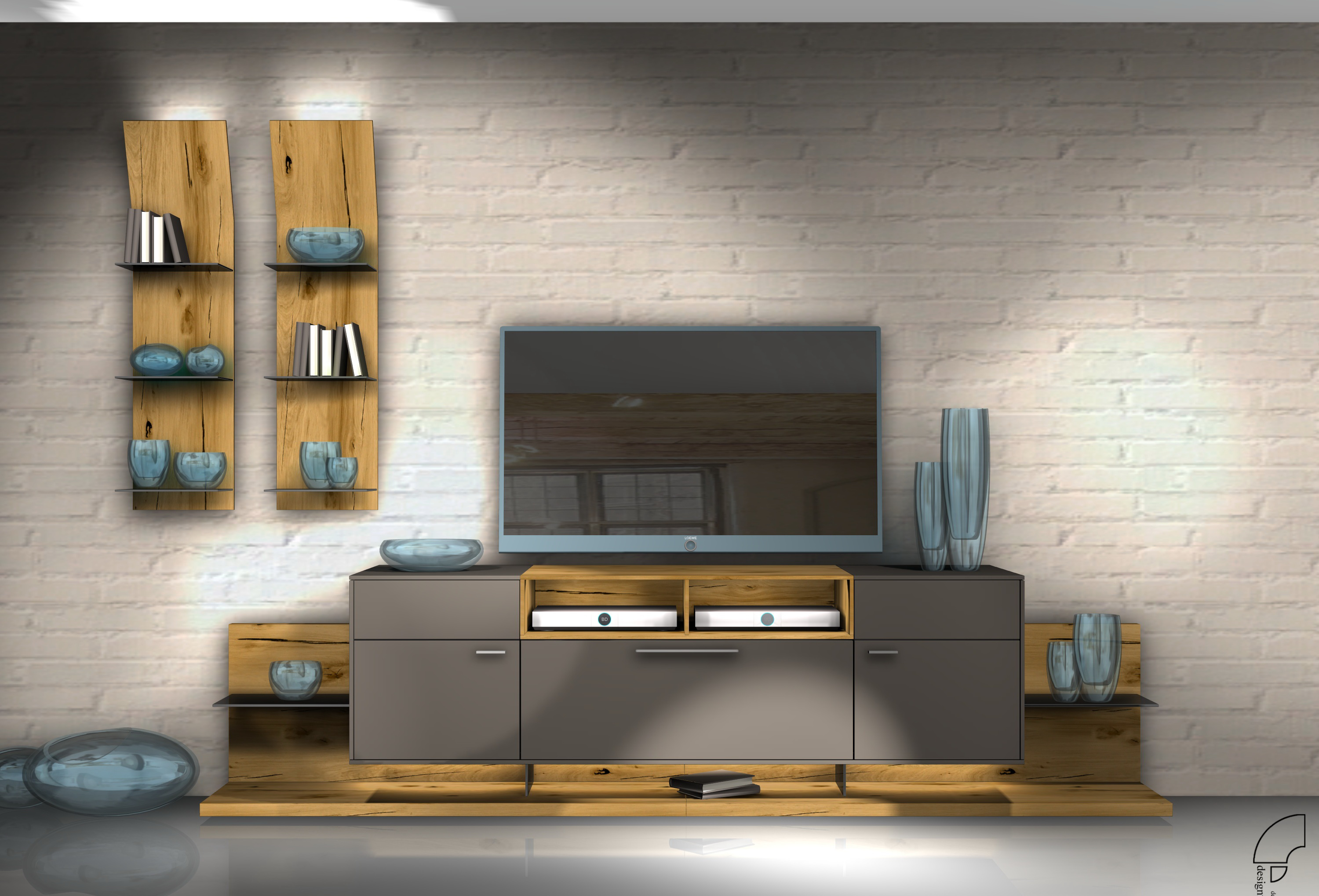 gwinner konsequent f r mediensysteme entwickelt. Black Bedroom Furniture Sets. Home Design Ideas